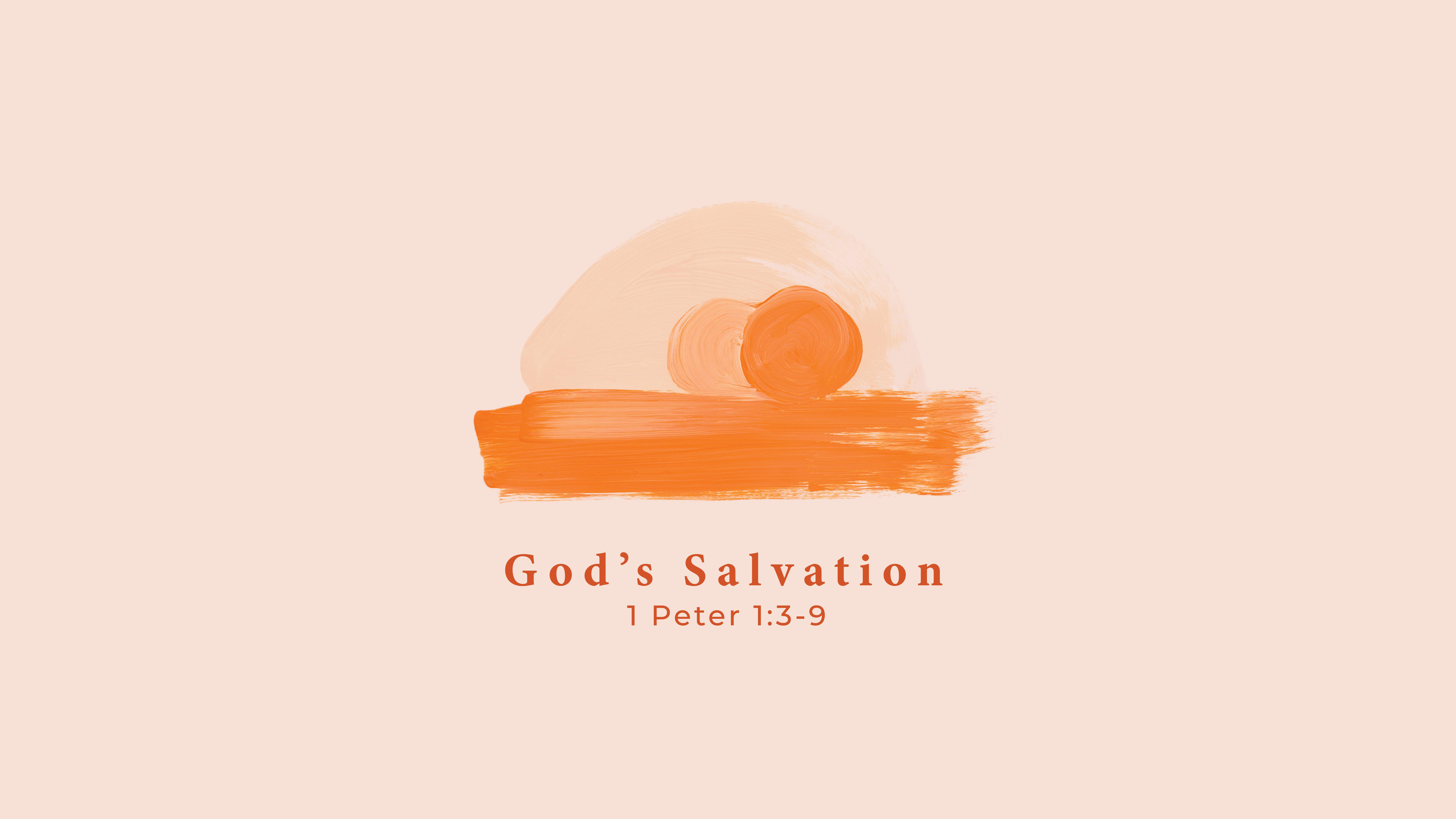 """Easter Celebration: """"God's Salvation"""""""