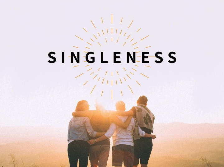 "Part 1: ""A Biblical Theology of Singleness"""